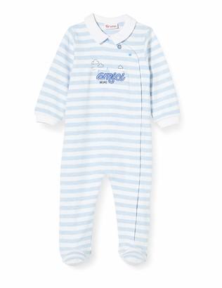 Brums Baby Boys' Tutina Interlock T.filo Footies