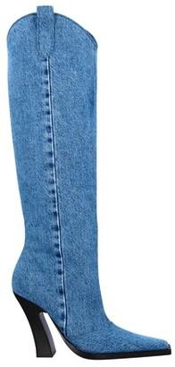 Tom Ford Cowboy denim Boots