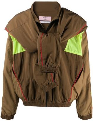 Martine Rose Printworks track jacket