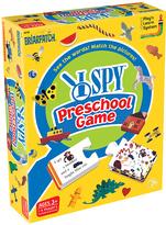 University Games I Spy Preschool Game
