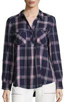 Soft Joie Joie Pomella Plaid Shirt