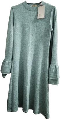 81 Hours 81hours Grey Wool Dress for Women