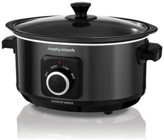 Morphy Richards Evoke 3.5L Sear and Stew Slow Cooker
