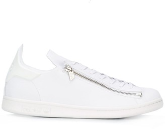 Y-3 Zipped Sneakers