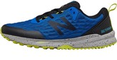 New Balance Mens Nitrel V3 Trail Running Shoes Blue/Black