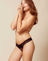 Agent Provocateur Maillys Thong Black