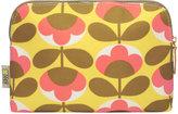 Orla Kiely Oval Flower Cosmetic Wash Bag