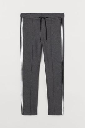H&M Side-striped sweatpants