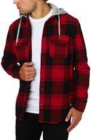 DC Runnel Hooded Shirt