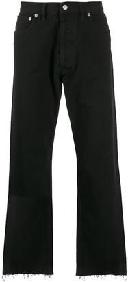 Maison Margiela straight-leg jeans