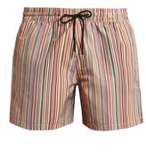 Paul Smith Signature-stripe swim shorts
