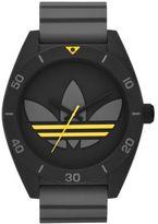 adidas Santiago Silicone Strap Watch
