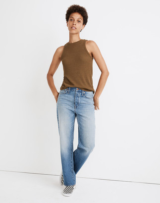 Madewell The Dadjean in Radmore Wash