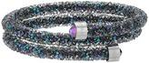 Swarovski Crystaldust Double Bangle Bracelet Bracelet
