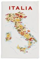 "Now Designs Map of Italy Kitchen Towel, 28"" x 18"""