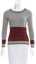 Diane von Furstenberg Wool Patterned Sweater