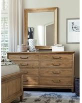 Universal Furniture Moderne Muse Dresser in Bisque Finish