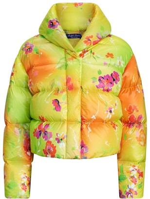 Ralph Lauren Dakota Down Puffer Coat