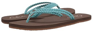 Cobian Leucadia (Black) Women's Sandals