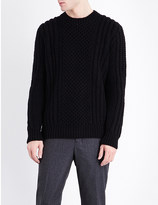 Pringle Crewneck cashmere jumper