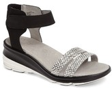 Jambu Women's Santorini Wedge Sandal