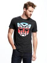 Old Navy Transformers Graphic Tee for Men