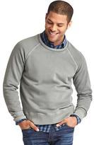 Gap Raglan fleece sweatshirt