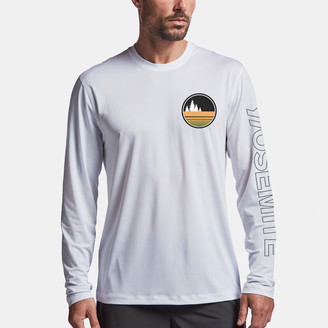 James Perse Y/Osmite Performance Landscape Graphic Tee