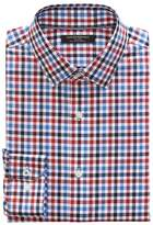 Banana Republic Camden Standard-Fit Non-Iron Stretch Gingham Shirt