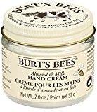 Burt's Bees Almond & Milk Hand Cream, 2 Oz