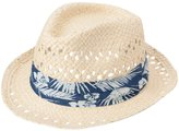 Sun N Sand Women's Caribbean Joe Hampton Palms Hat 8139893