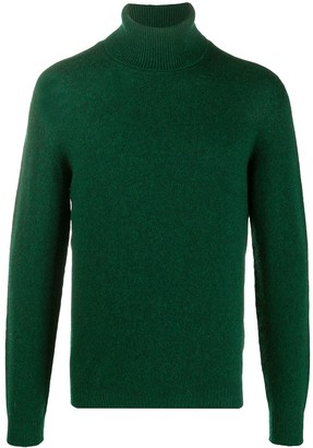 Roberto Collina Roll-Neck Jumper