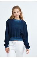 Cotton Citizen Milan Cropped Crewneck Sweatshirt
