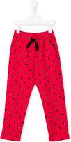 Kenzo Eye print trousers