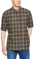 Camel Active Men's Chris B.D 1/1 Casual Shirt