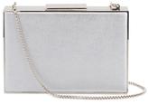 Aspinal of London Women's Scarlett Box Clutch Bag Multi Glitter