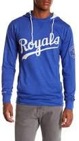 Mitchell & Ness MLB Away Team Kansas City Royals Hooded Tee