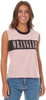 Wrangler Bolt Muscle Pink/black Pink