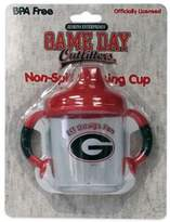 Bed Bath & Beyond University of Georgia 8 oz. Infant No-Spill Sippy Cup