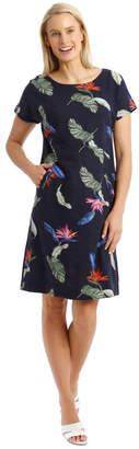 Regatta Sleeveless Dress With Side Splits
