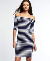 Superdry Bardot Bodycon Dress