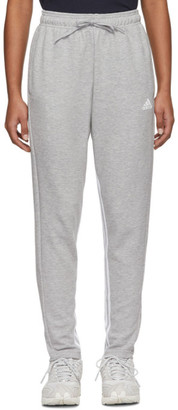 adidas Grey Must Haves 3-Stripes Lounge Pants