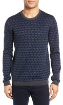 Ted Baker Men's Geo Jacquard Sweater