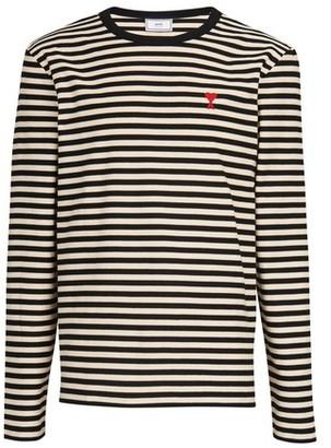 AMI Paris Ami de Coeur sailor shirt