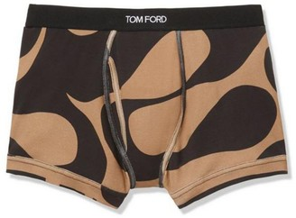 Tom Ford Two-Tone Boxer Briefs