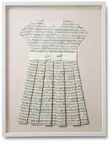 Dawn Wolfe Design Folded Music Dress - Pink