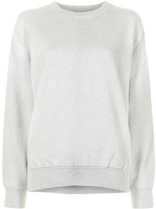 Coohem Long-Sleeve Cotton-Blend Jumper
