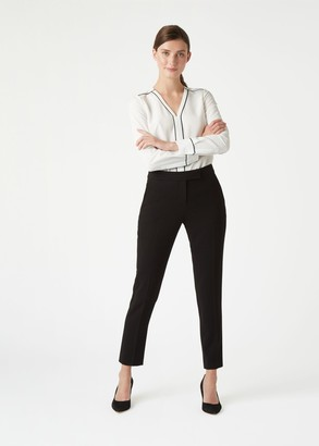 Hobbs Anne trousers With Stretch