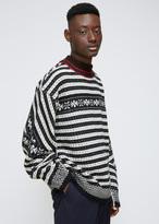 Dries Van Noten Ecru Talbot Sweater