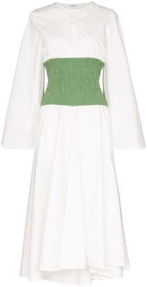 Loewe Ruched Waist Dress